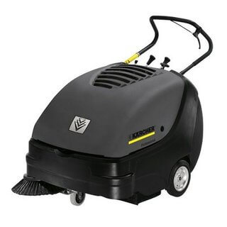 Karcher Floor Sweeper - Medium Pedestrian